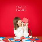 ((CD))((DVD)) MACO love letter(初回限定盤)(DVD付) UICV-9209