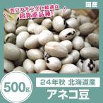 アネコ豆 500g 国産 北海道産 24年秋