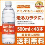 送料無料 大塚製薬/アミノバリュー4000 500ml 24本×2ケース)