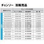 【マキタ】 チェーン刃 25AP-60E A-42743