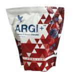 アルギニン サプリメント パウダー フォーエバー ARGI+ アールジープラス 360g FLP 5袋セット 送料無料