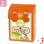生姜湯 しょうが湯 生姜茶 かりんはちみつしょうが湯 (12g×12)3箱マルシマ 送料無料