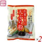 天ぷら粉 グルテンフリー 無添加 お米を使った天ぷら粉 200g 2袋セット 桜井食品 送料無料