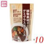 ソース 無添加 シチュー 創健社 植物素材のデミグラス風ソース 120g 10個セット 送料無料