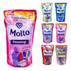 選べる16種 ユニリーバ molto モルト インドネシア バリ島の柔軟剤 詰め替え用 1袋 リゾート インテリア バリ風