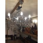 シャンデリア ランプ D バリ島製 アジアン インテリア シーリング ペンダントライト ゴージャス ライト ランプ リビング 天井照明 照明器具 間接照明