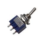 トグルスイッチ Mサイズ AC 6A 125V 3P(中点なし)