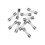 ガラス管ヒューズ ミゼット 250V 3.0A (5個入り)