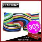 ローライズボクサーパンツ/OLAF BENZ オラフベンツ/RED1030 Flag Minipants