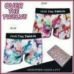ボクサーパンツ/OVER THE TWELVE オーバーザトゥエルブ/KASICO x OTT マイクロファイバー/14-15