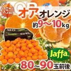 """【送料無料】""""オア オレンジ"""" 80〜90玉前後 約10kg イスラエル産 オアマンダリン"""
