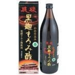 オリヒロプランデュ株式会社 琉球黒麹もろみ酢 900ml×6本セット