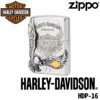 ジッポーライター ZIPPO HARLEY-DAVIDSON HDP-16 ジッポー ジッポライター ハーレー ダビッドソン ハーレー オイルライター 日本限定 正規品 白頭鷲