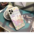 ダッフィー春のガーデン カラフル spring in bloom 希少スマホケース iPhoneケース携帯保護 希少iPhone7/8 XR 7plus/8plus X/XS XS Max 11 新商品