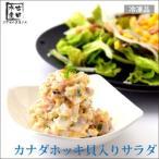 【マリンフーズ】カナダホッキ貝入りシーフードサラダ1Kg(冷凍便)[メール便:不可]
