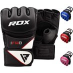オープンフィンガー グローブ RDX 格闘技 MMA キックボクシング