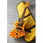 Fernandes / Burny MG Yellow Heart Jr. (HY)【X Japan hideモデル】【アンプ内臓ミニギター!】【ソフトケース付】【次回入荷分ご予約受付中】