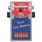 BSM Fuzz Bender (エフェクター/ ファズ)(送料無料)(納期未定・ご予約受付中)(マンスリープレゼント)