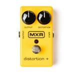 MXR M104 Distortion+ 《ディストーション》【豆しぱみゅぱみゅピックセットプレゼント】【マンスリープレゼント】