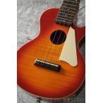 "Epiphone Les Paul Acoustic/Electric Concert Ukulele (Heritage Cherry Sunburst) ""エピフォン・レスポール・ウクレレ""[EULPHSNH1](マンスリープレゼント)"