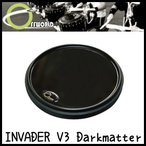 OFFWORLD Percussion INVADER V3 Darkmatter 練習用 ドラムパッド【送料無料】(ご予約受付中)