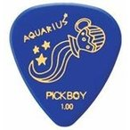 PICKBOY ZODIAC/Aquarius〔GP-179-1〕【50枚セット】《ピック》 【ネコポス】
