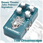 TC ELECTRONIC The DreamScape John Petrucci(Dream Theater)シグネイチャーペダル(コーラス/フランジャー/ビブラート)(送料無料)