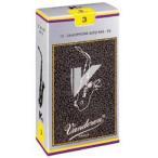 Vandoren バンドレン V.12 アルトサックス用リード (10枚入り)