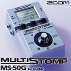 ZOOM MS-50G 【送料無料】【マーキングシールプレゼント】【マンスリープレゼント】