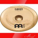 """《期間限定!ポイントアップ!》Meinl マイネル CLASSICS CUSTOM China Cymbal 18"""" [CC18CH-B] チャイナシンバル"""