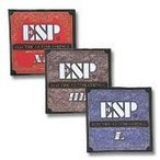 ESP GUITAR STRINGS GS-6XL/GS-6HB /GS-6L  エレキ弦  (ネコポス)