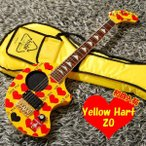 FERNANDES YELLOW HEART-ZO