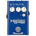 TC HELICON Harmony Singer《ボーカル用エフェクター》【送料無料】【納期未定・ご予約受付中】