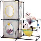 SPORT PET スポーツペット キャットプレイセンター (キャットタワー/猫タワー)(猫のおもちゃ・猫用おもちゃ)(猫用品/ペット用品)