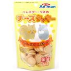 ドギーマンハヤシ ミニアニマン ハムスター・リスのチーズクッキー 60g(ハムスターフード・エサ・えさ・餌)