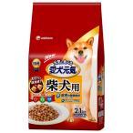 ユニチャーム 愛犬元気柴犬用ビーフ 2.1kg (ドライフード/ペットフード/DOGFOOD/ドックフード/bulk)