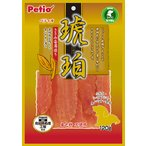 ペティオ 琥珀ささみ姿薄造り 120g (キャットフード/ドライフード/高齢猫用(シニア)/穀物不使用(グレインフリー)/ペットフード/CATFOOD/bulk)