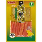 ペティオ 琥珀ささみ細切り 120g (キャットフード/ドライフード/高齢猫用(シニア)/穀物不使用(グレインフリー)/ペットフード/CATFOOD/bulk)