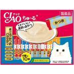 いなば チャオ CIAO ちゅ〜る まぐろ・かつおバラエティ 14g×40本(いなば チャオ(CIAO)/キャットフード/猫用おやつ/猫のおやつ・猫のオヤツ・ねこのおやつ)