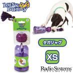 Busy Buddy(ビジーバディ) タガジャグ XS (犬のおもちゃ/犬用おもちゃ/オモチャ)