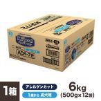 ドッグフード メディコート アレルゲンカット 魚&お米 1歳から 成犬用 6kg ■(あすつく対応)(送料無料) 同梱不可