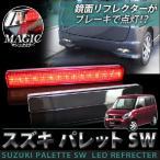 パレットSW パレット パーツ LED リフレクター マジックメッキ