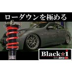 RS-R Black-i車高調(ブラックアイ)  タント LA600S/FF ターボ H25/10〜 カスタムRS BKD400M