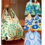 エコバッグ DESIGNERS JAPAN 折り畳み コンパクト収納 バッグイン ショッピング お買い物 ポケットサイズ かわいい レディースバッグ 中村メグミ