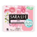小林製薬 サラサーティ さらりえ Sara・li・e 清潔なナチュラルリネンの香り (72コ入) パンティライナー