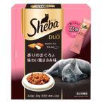マースジャパンリミテッド SDU9 シーバデュオ 香りまぐろ鶏ささみ240g