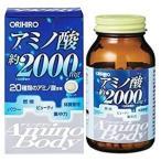 オリヒロ アミノボディ粒 大豆ペプチド配合 (75g)