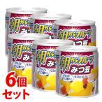 《セット販売》 はごろもフーズ 朝からフルーツ みつ豆 (190g)×6個セット 缶詰 ※軽減税率対象商品