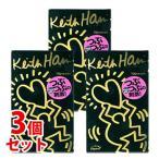 《セット販売》 サガミ キースへリング ドット 1000 (10個入)×3個セット コンドーム