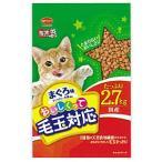 日本ペットフード ミオ おいしくって毛玉対応 まぐろ味 (2.7kg) キャットフード